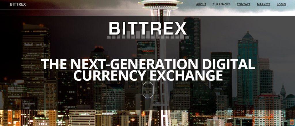 Обзор биржи криптовалют Bittrex