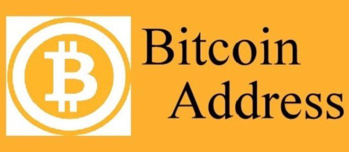 как узнать биткоин адрес