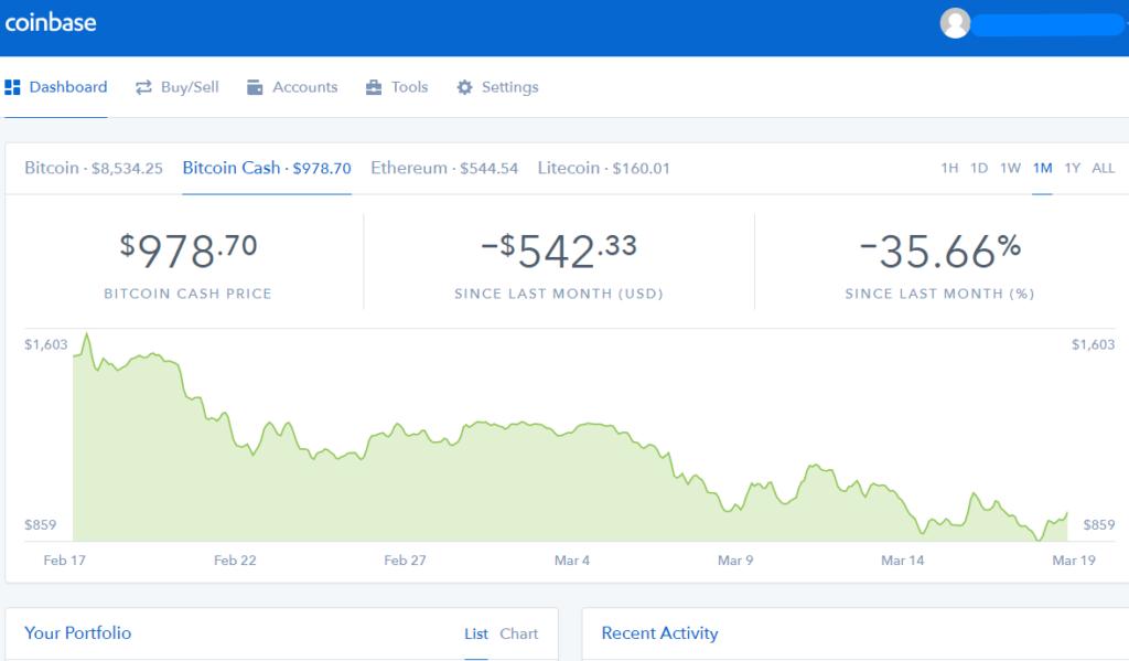 Обзор биржи криптовалют Coinbase