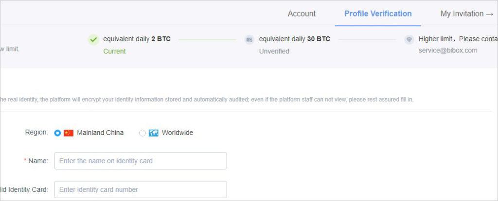 Обзор биржи криптовалют Bibox