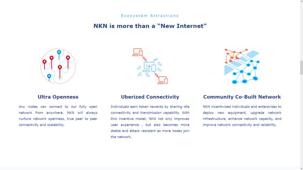 Криптовалюта NKN: обзор для инвесторов