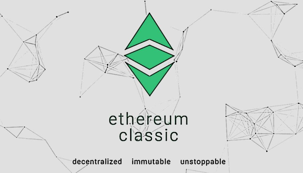 Ethereum Classic криптовалюта