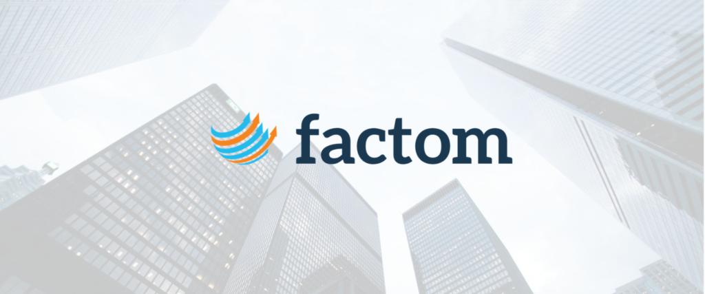 Криптовалюта Factom: обзор, прогноз, команда разработчиков и особенности